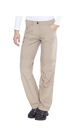 VAUDE Women's Farley ZO Pants IV muddy